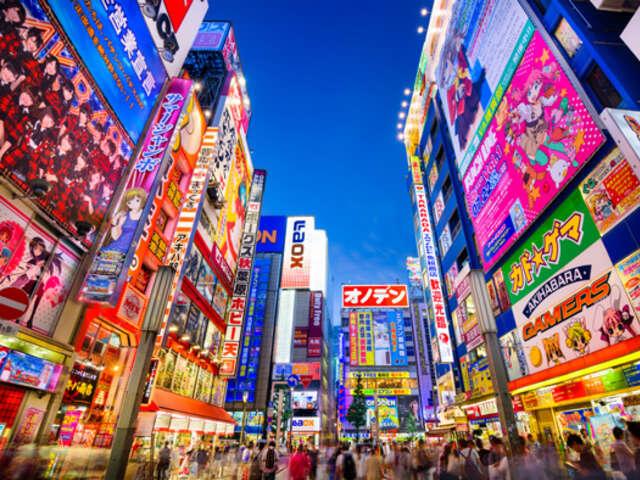Kyushu & Korea Cruise