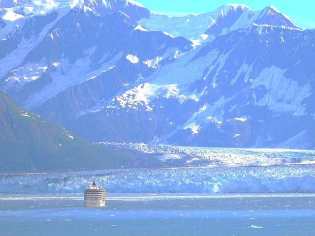 7 Things you didn't know about Alaska's Hubbard Glacier