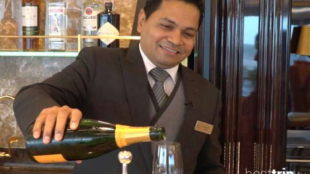 A Day in the Life of a Butler on Regent Seven Seas Cruises