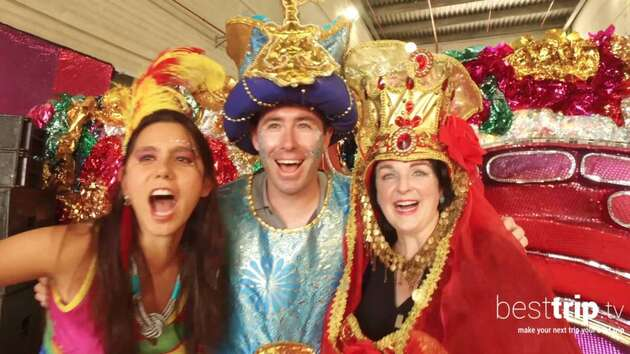 Silversea's Exclusive Carnaval Experience in Rio