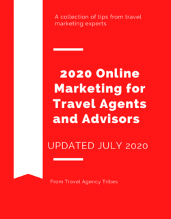 2020 Online Marketing for Travel Agents - Updated July 2020