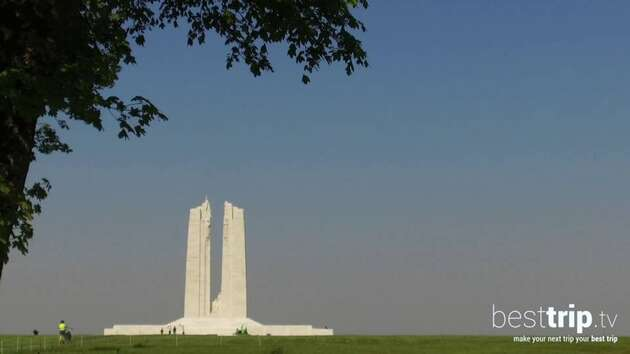 Visit this Majestic WW1 Memorial in France