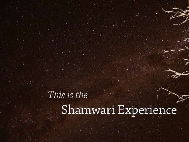 Video: The Shamwari experience