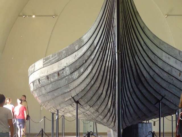 The Only Place in the World with 3 Real Viking Ships
