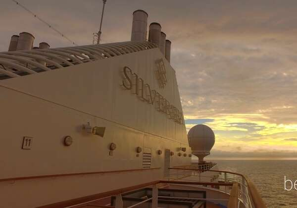 Black Friday Savings on Silversea - 50% off 2nd Suite