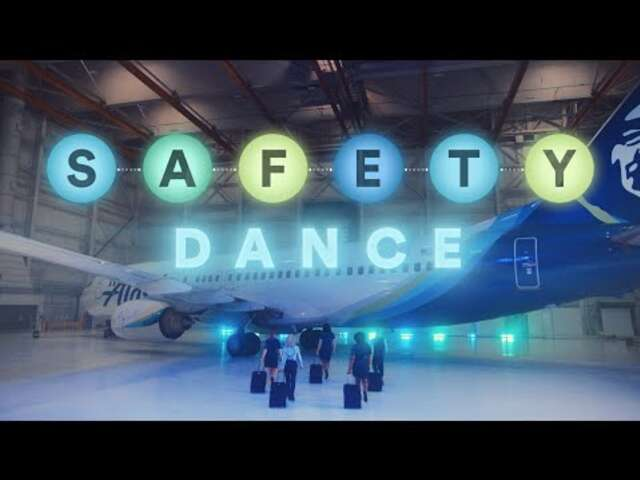'Safety Dance': The 80's Parody Airline Safety Video You Need To Watch Now