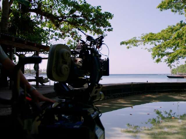 Exclusive! Behind the Scenes Video from the New James Bond Movie in Jamaica