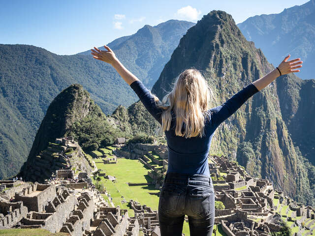 Wellness in Peru and Machu Picchu