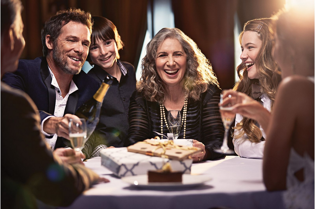Princess Cruises - Receive up to $85 in additional onboard spending money and $100 per person