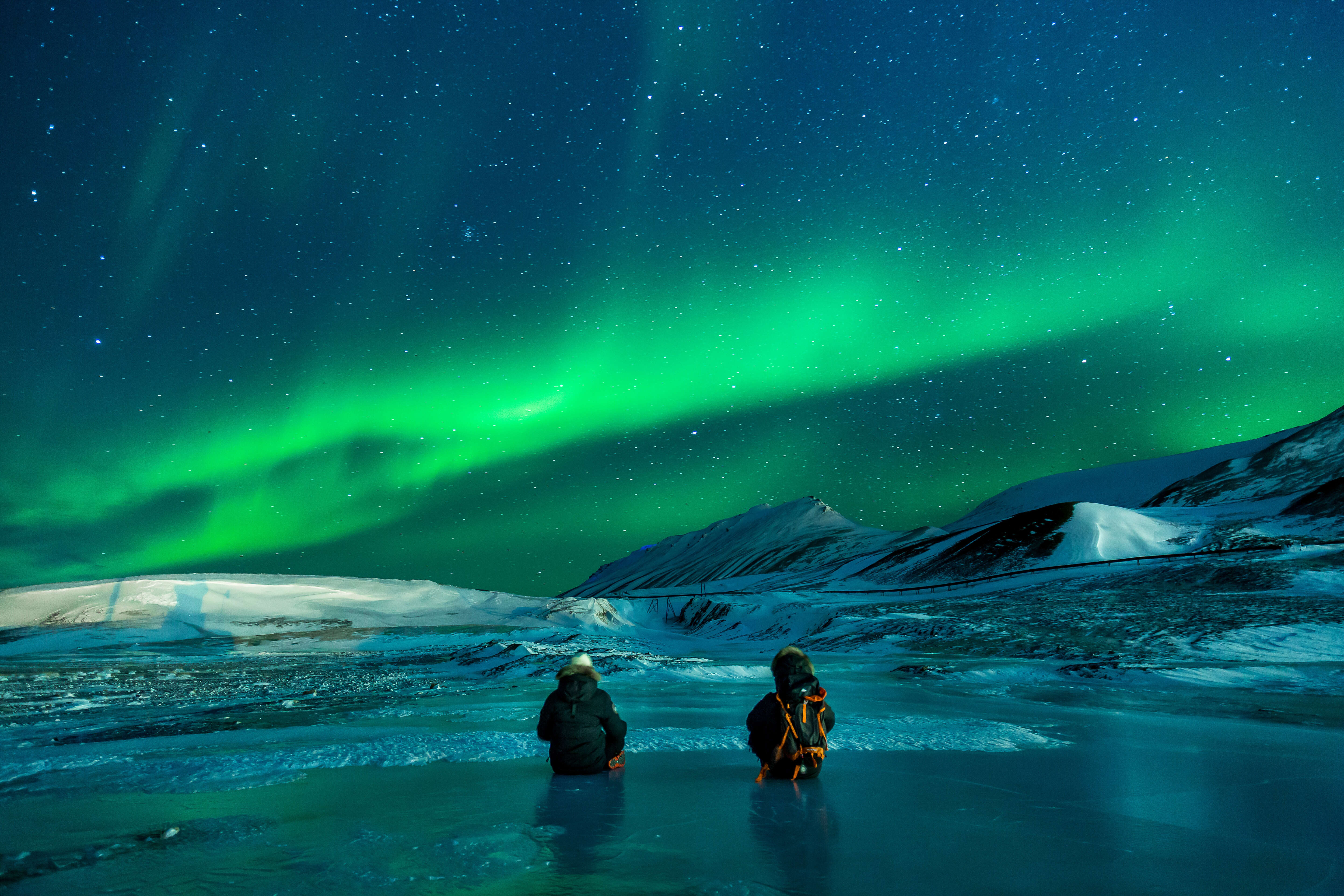 Anderson Vacations' Aurora Borealis Viewing Special Offer