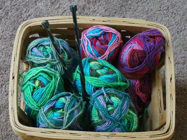 How About Your Own Private Knitting Tour?