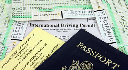 Organizing Your Travel Documents
