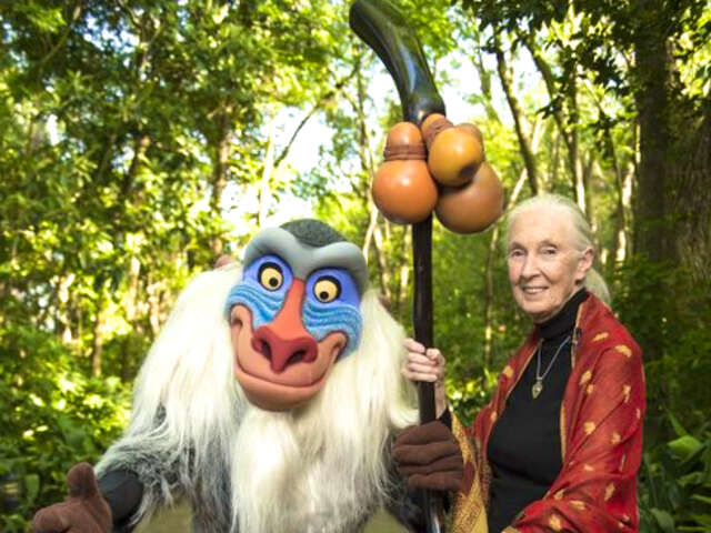 Earth Day Marks A Quarter Century of Conservation for Disney