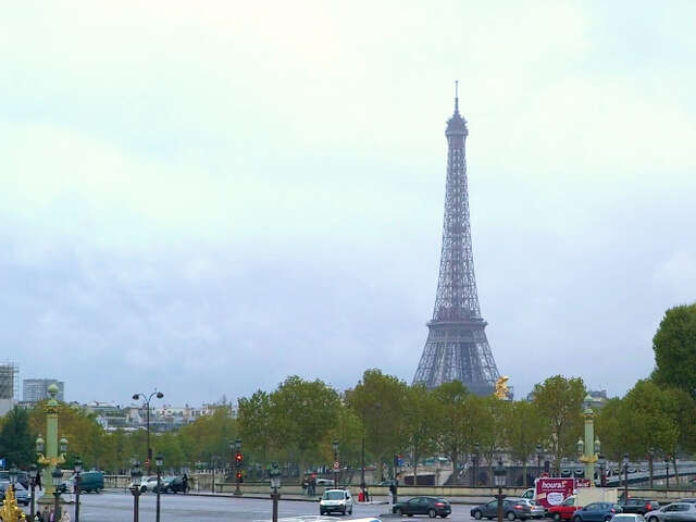 Cruising the Seine, plus Paris & London with Churchill's Granddaughter on a Tauck Luxury River Cruise