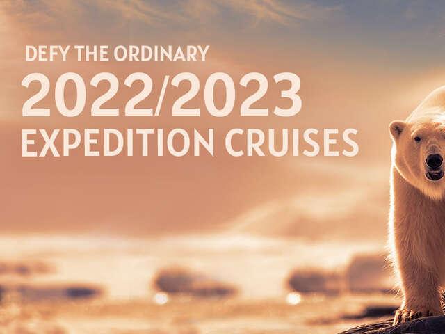 Defy the Ordinary: 2022/2023 New Season Sale with Hurtigruten