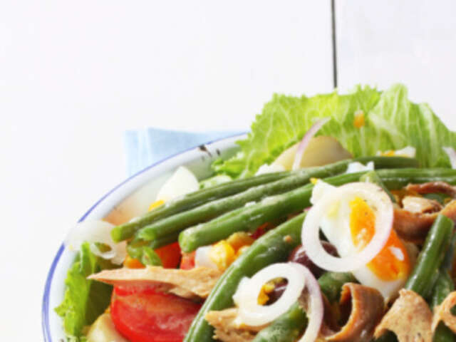 Recipe of the Month, Salade Nicoise, courtesy of Viking River Cruises
