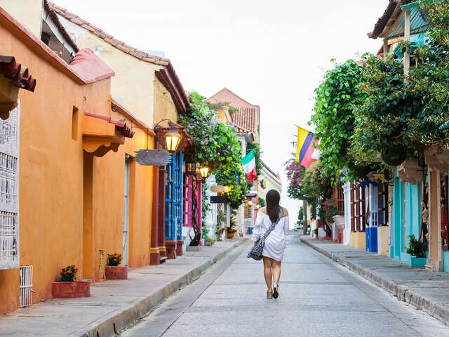 Experience Bogota and Cartagena