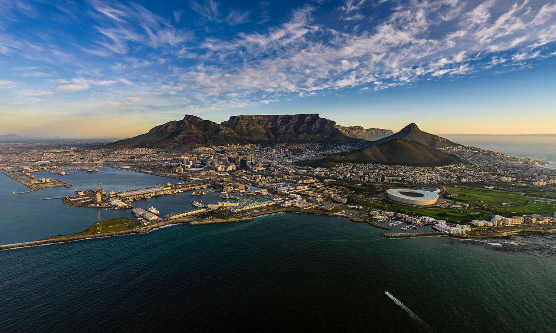 Capetown, Stellenbosh And The Garden Route