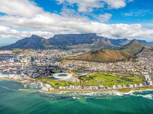 A Taste of South Africa: Cape Town, Stellenbosch and Kruger National Park