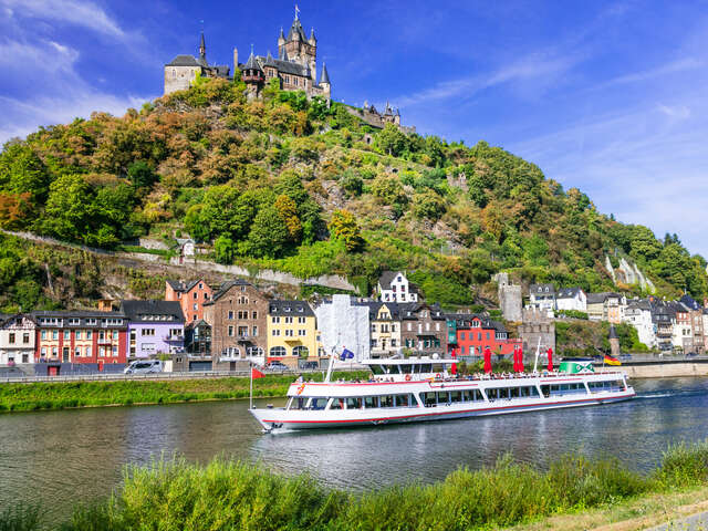 Free Roundtrip Airfare On Selected 2019 Sailings Throughout Europe