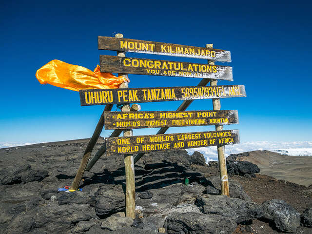 Climbing Kilimanjaro and Safari Adventure