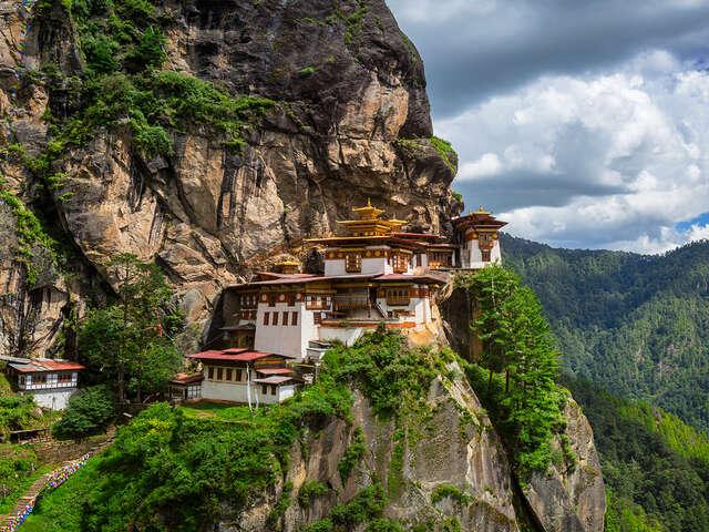 Yoga and Wellness Exploration in Bhutan