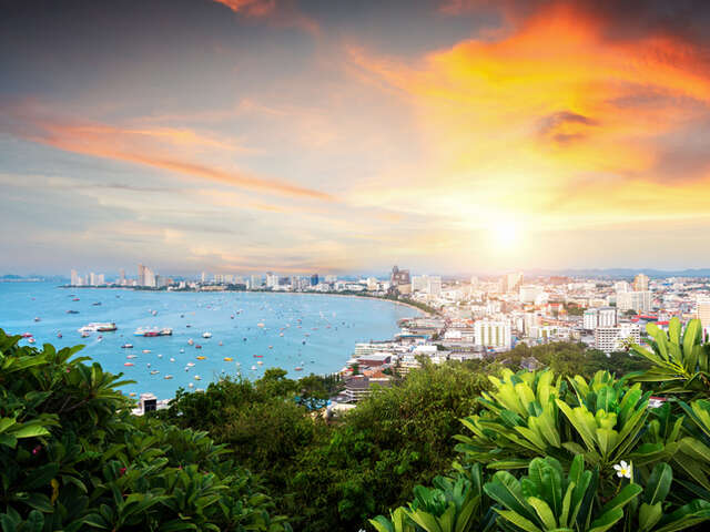 Thailand Long Stay in Pattaya