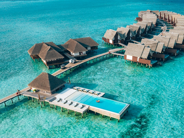 ID Travel Group - Up to 10% savings at Heritance Aarah in the Maldives