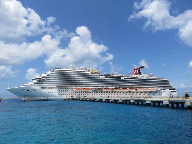 Carnival  Cruise Western Caribbean 2018 with Igor