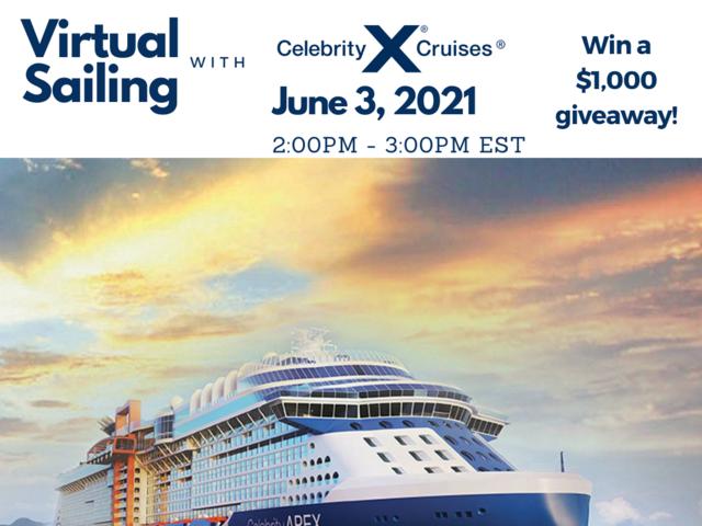 Celebrity Cruise Event