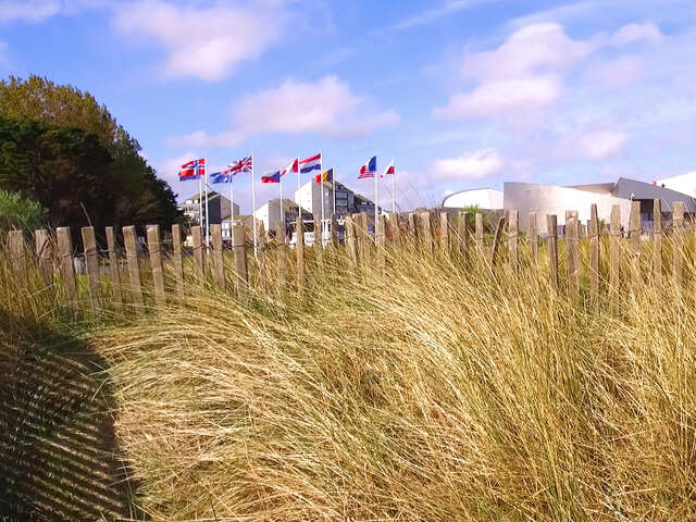 Paris to Normandy and Canada's DDay Landing Beach on an Avalon River Cruise in 2019