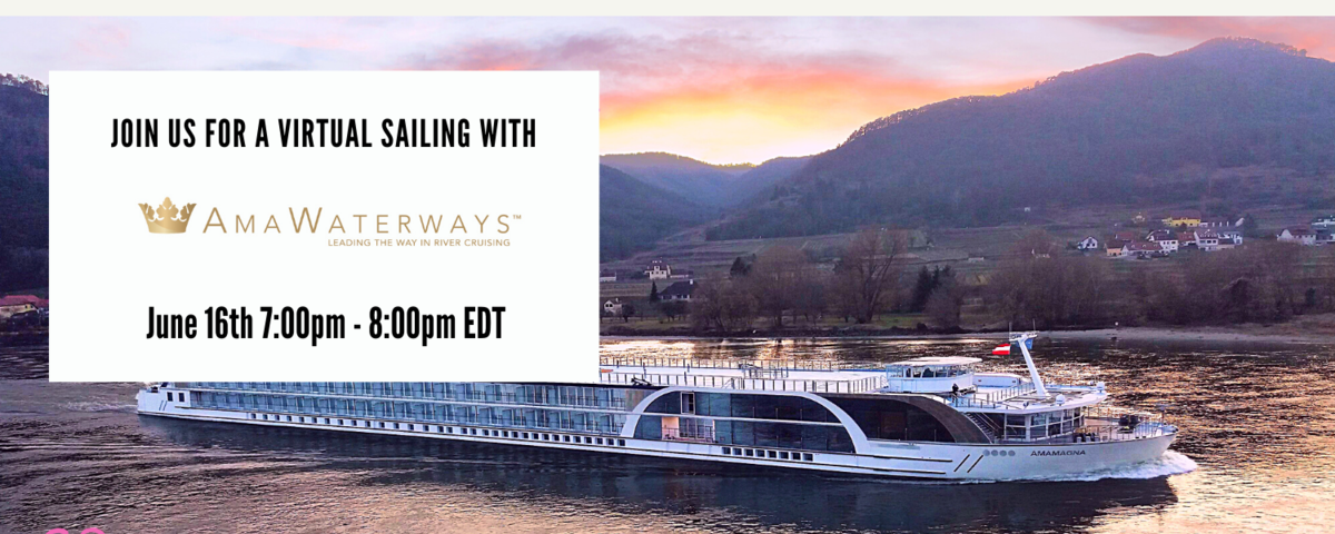 Take a Virtual Tour Through Europe with AmaWaterways