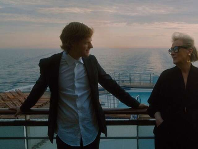 'Escape' on a Luxury Cruise This Season Without Leaving Home: Meryl Streep Stars in New Movie Filmed at Sea