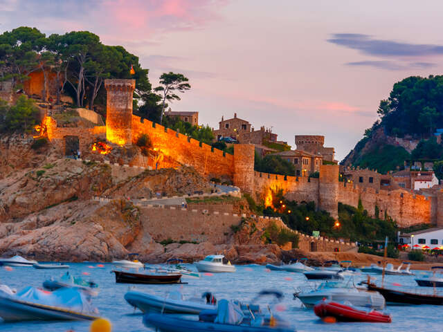COSTA BRAVA & MEDIEVAL VILLAGES
