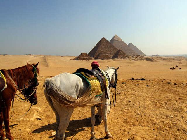EGYPT: SAND & SEA