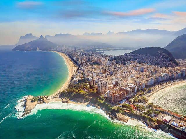 WONDERS OF BRAZIL & ARGENTINA
