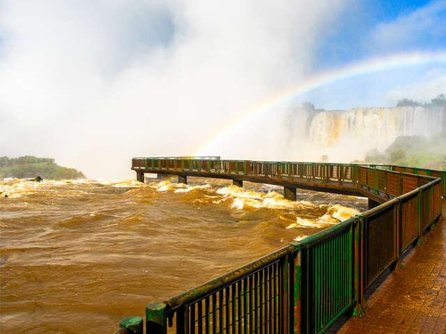 RIO DE JANEIRO & IGUASSU FALLS