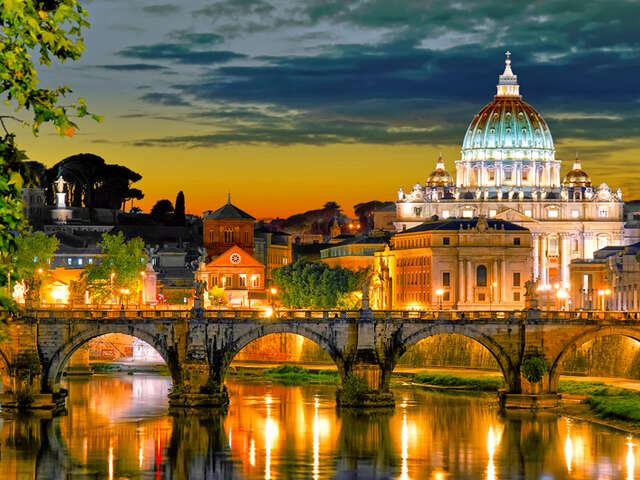 Rome, Florence & Cinque Terre