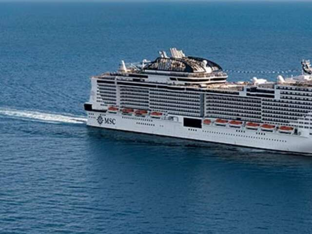 Dan & Shirley Oppliger will be hosting a voyage on MSC's newest ship the MSC MeraViglia