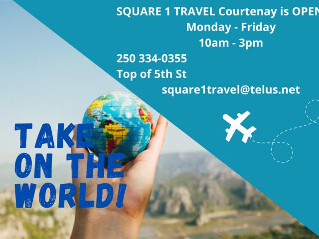 Square 1 Travel NEWSLETTER Nov.23