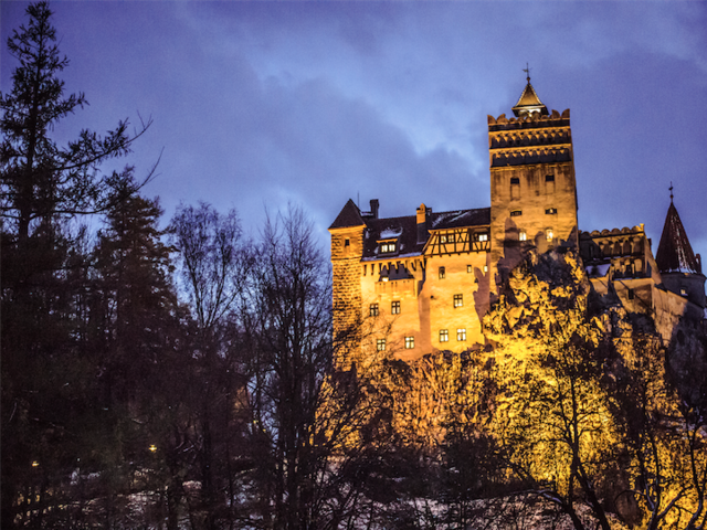 Spend Halloween in 'Dracula's Castle' with G Adventures