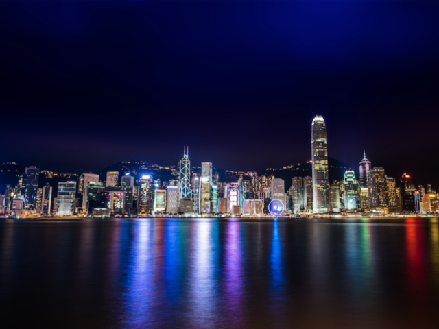 Discover Dazzling Winter Evenings at Hong Kong's New Light Festival