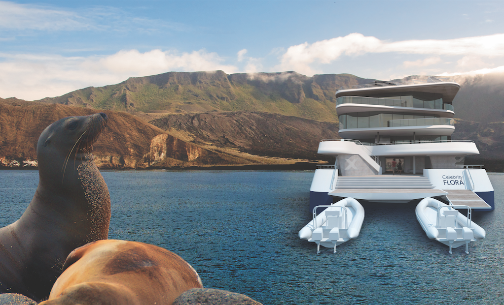Go Glamping in the Galapagos on the Celebrity Flora