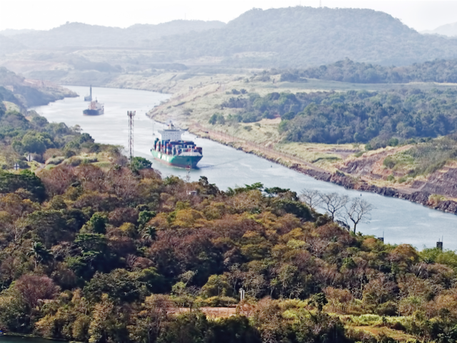 8 Facts About the Panama Canal