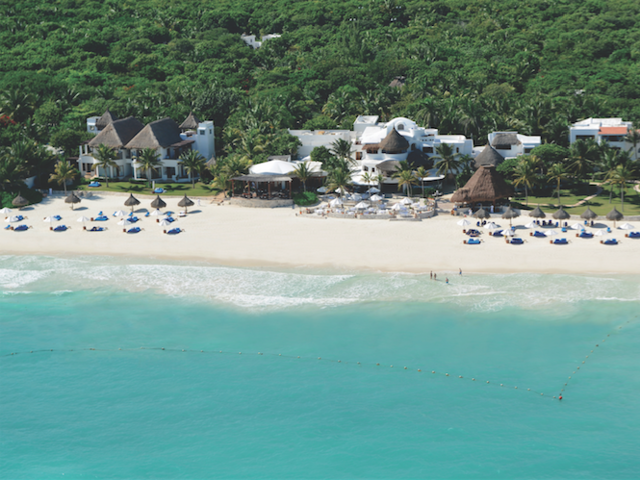 'The Perfect Match' Luxury Tennis Package at Belmond in the Riviera Maya