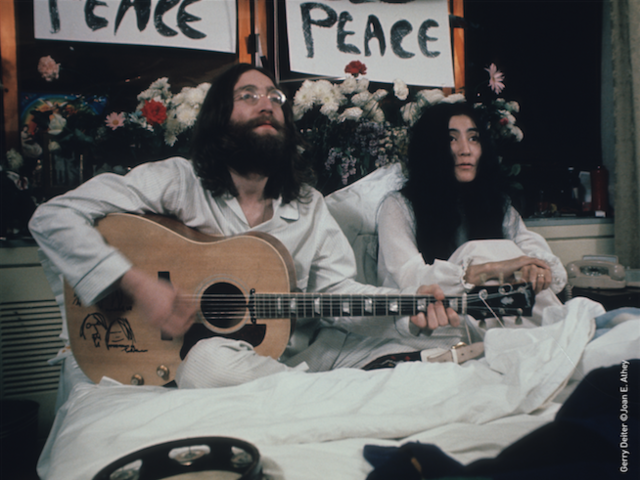 50th Anniversary of John Lennon's Bed-in for Peace Package - Stay in this Historic Suite!