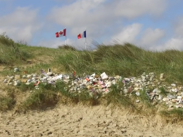 The Best Trip You Can Make to Honour Canada's Veterans in Memory of the 75th Anniversay of DDay