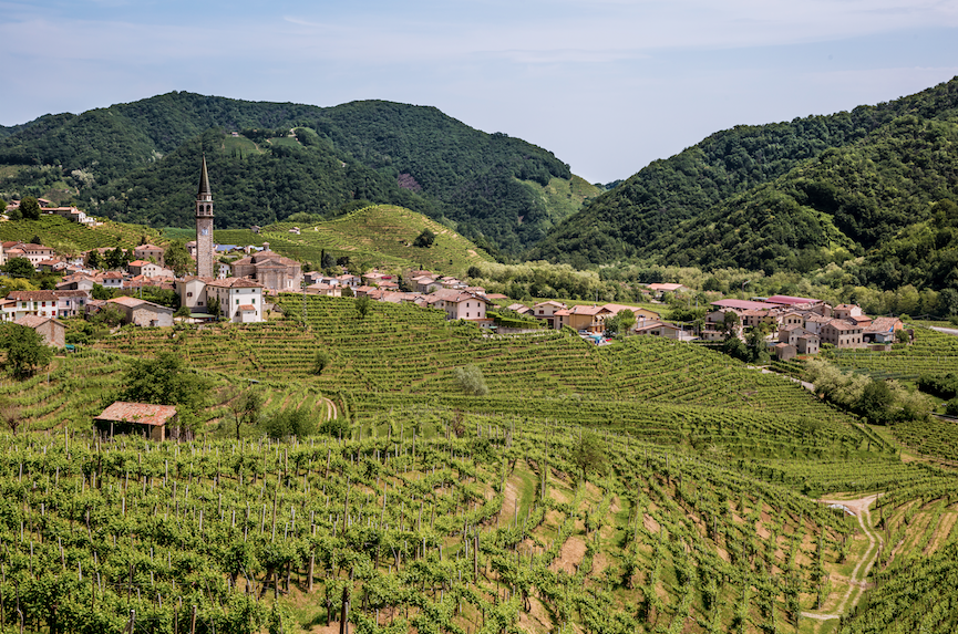 This Italian Wine Region is Now a UNESCO Site