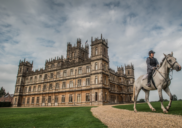 Get More Privileged Access to Downton Abbey's Highclere Castle on Viking Cruises