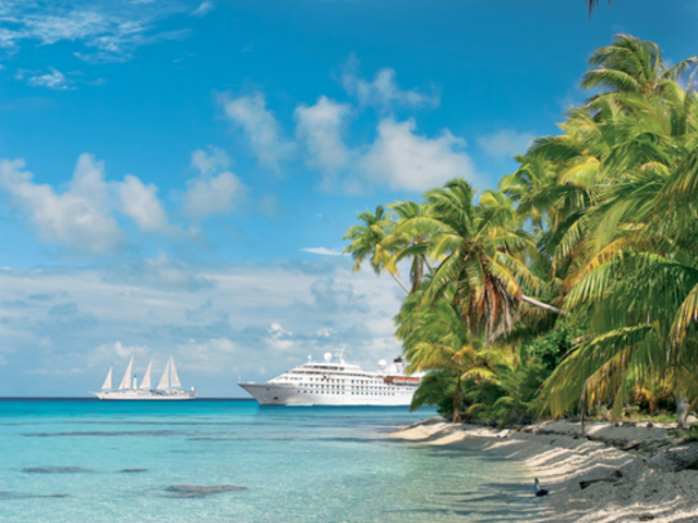 Book By December 24th - Small Ship, Big Savings Event on Windstar Cruises!
